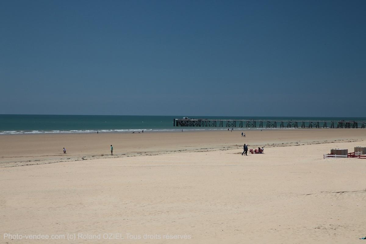 photos de mer et plage 224 st jean de monts 85160