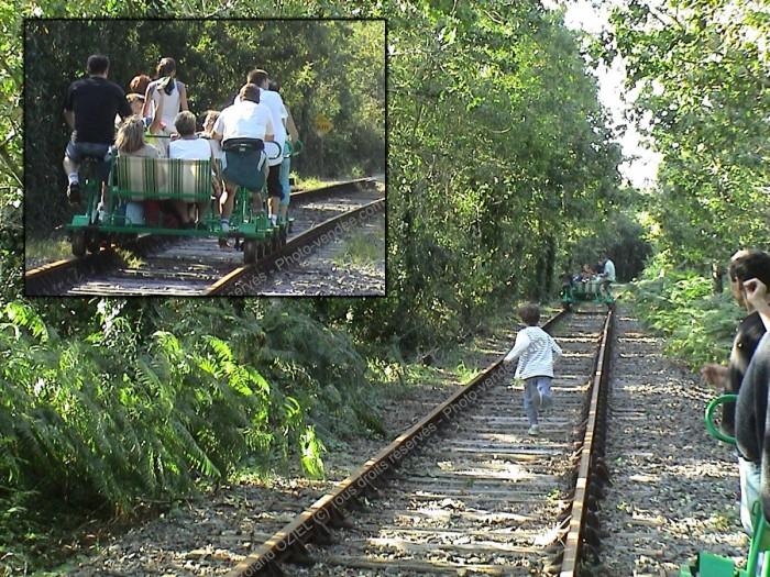 Vélo Rail Commequiers